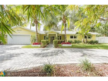 2411 SW 29th Way  Fort Lauderdale, FL MLS# F10108039