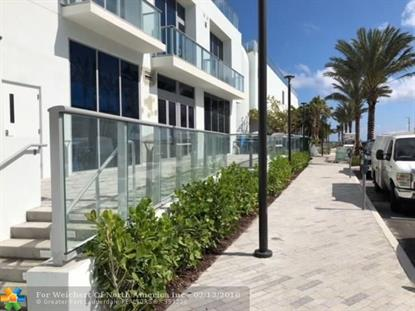 701 N Fort Lauderdale Beach Blvd  Fort Lauderdale, FL MLS# F10108627
