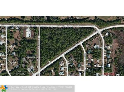 0 E Weatherbee Rd & E Midway Rd.  Fort Pierce, FL MLS# F10109874