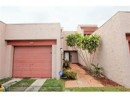 1635 NW 56TH TE  Lauderhill, FL MLS# F10110019