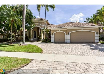 2453 Provence Cir  Weston, FL MLS# F10111167