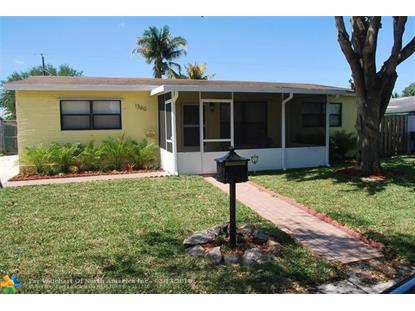 1360 N 73rd Way , Hollywood, FL