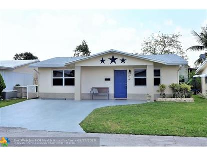 2924 NW 46th St  Tamarac, FL MLS# F10115137