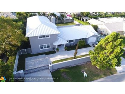 2400 NE 37th Dr  Fort Lauderdale, FL MLS# F10115339