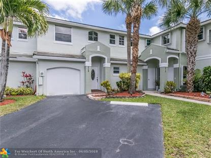 4708 Grapevine Way  Davie, FL MLS# F10116572