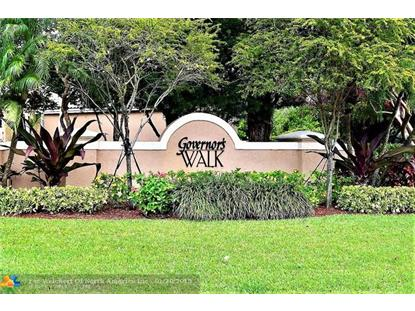 635 NW 88th Dr  Coral Springs, FL MLS# F10116822