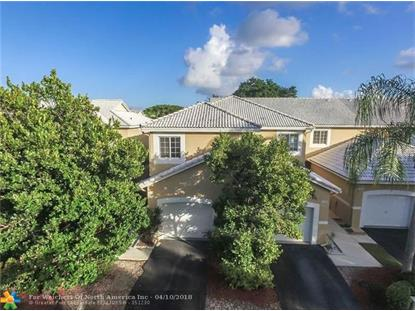 2151 Madeira Dr  Weston, FL MLS# F10117244