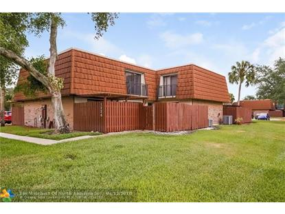 1224 SW 118th Ter  Davie, FL MLS# F10117585