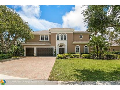 7136 NW 70th Ter  Parkland, FL MLS# F10117719