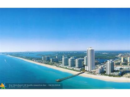 16699 Collins Ave  Sunny Isles Beach, FL MLS# F10118605