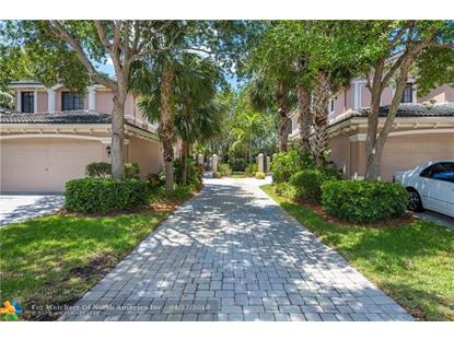 2607 Center Court Dr  Weston, FL MLS# F10118853