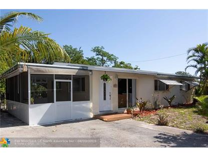 2911 SW 14th St  Fort Lauderdale, FL MLS# F10119059