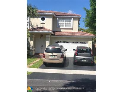 2445 NW 79th Ter  Margate, FL MLS# F10119237