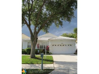 3211 Bayberry Way  Margate, FL MLS# F10119840