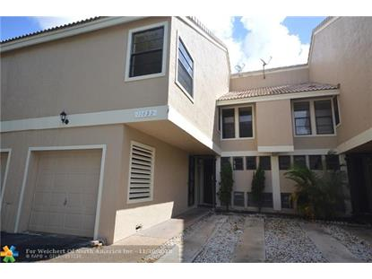 11692 NW 20th Dr  Coral Springs, FL MLS# F10119878