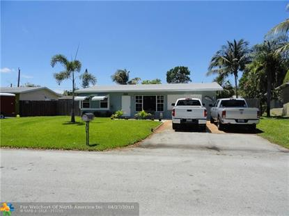 2921 NE 10th Ter  Pompano Beach, FL MLS# F10120040