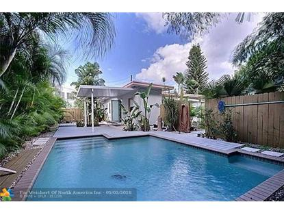524 NE 16 Court  Fort Lauderdale, FL MLS# F10120732
