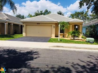 8991 Lake Park Cir N  Davie, FL MLS# F10121056