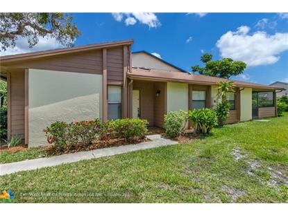 6188 Laurel Ln  Tamarac, FL MLS# F10121518