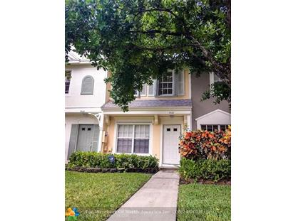 7927 Sanibel Dr  Tamarac, FL MLS# F10121545