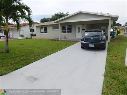 4510 NW 46th St  Tamarac, FL MLS# F10121818