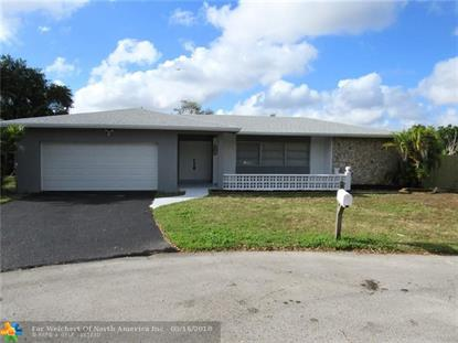 6821 SW 44th Ct  Davie, FL MLS# F10123040