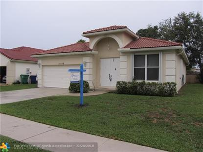 10256 SW 59th St  Cooper City, FL MLS# F10123784