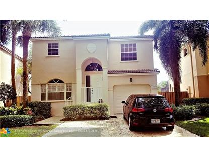 10870 NW 12th Pl  Plantation, FL MLS# F10125410