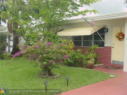 1465 NW 69th Ave  Margate, FL MLS# F10125902