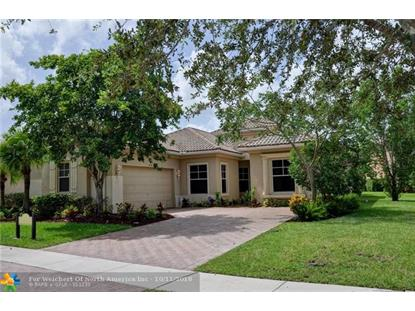 12152 NW 75TH PL  Parkland, FL MLS# F10127339
