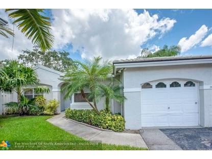 9820 NW 2ND ST  Plantation, FL MLS# F10128614