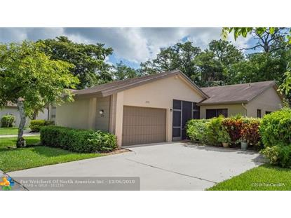 2230 Seagrape Cir  Coconut Creek, FL MLS# F10128956