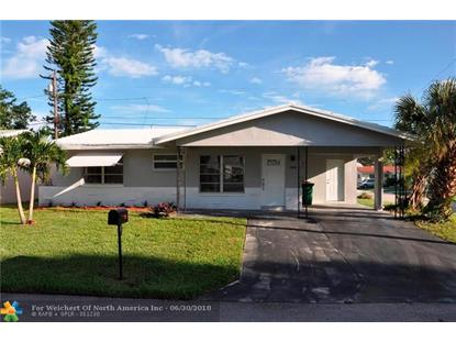 2604 NW 55th St  Tamarac, FL MLS# F10129605