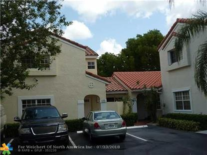 1372 Cottonwood Circle  Weston, FL MLS# F10130611