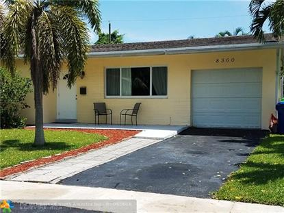 8360 NW 25th St  Sunrise, FL MLS# F10130792