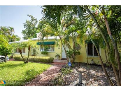750 NE 16th Ave  Fort Lauderdale, FL MLS# F10132051