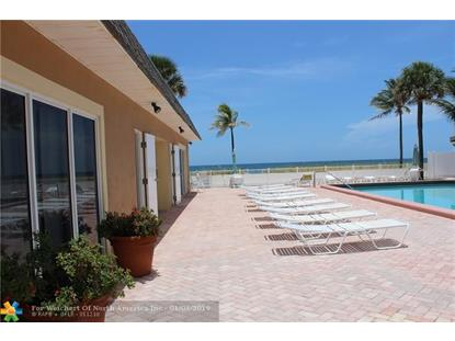 4540 N Ocean Dr  Lauderdale by the Sea, FL MLS# F10132914