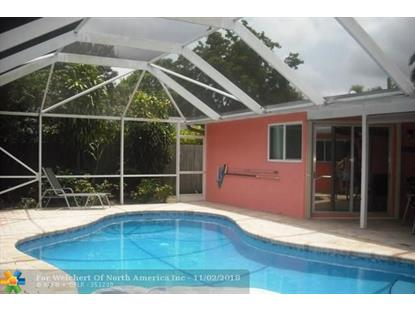 2710 SW 34th Ave  Fort Lauderdale, FL MLS# F10134114
