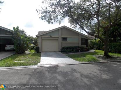 4281 Acacia Cir  Coconut Creek, FL MLS# F10134145