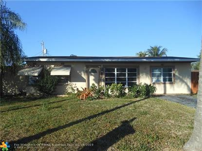 2731 NE 8th Ave  Pompano Beach, FL MLS# F10135897