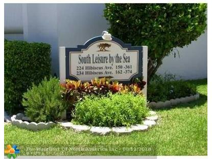 224 HIBISCUS AVE , Lauderdale by the Sea, FL
