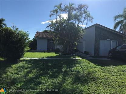 7018 NW 100th Ter  Tamarac, FL MLS# F10136066