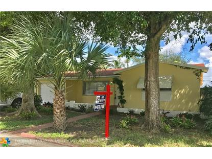 3193 Taft St  Hollywood, FL MLS# F10136629