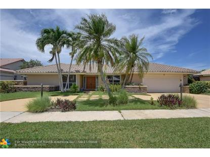 2183 Deer Creek Way  Deerfield Beach, FL MLS# F10136785