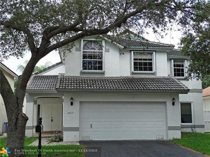 2875 NW 69th Ave  Margate, FL MLS# F10137253