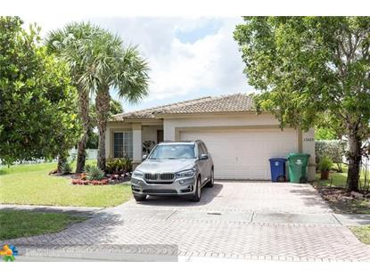 13323 SW 44th St  Miramar, FL MLS# F10137819