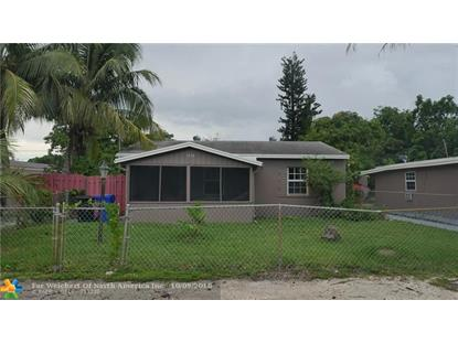 1226 NW 1st Ave  Fort Lauderdale, FL MLS# F10139549
