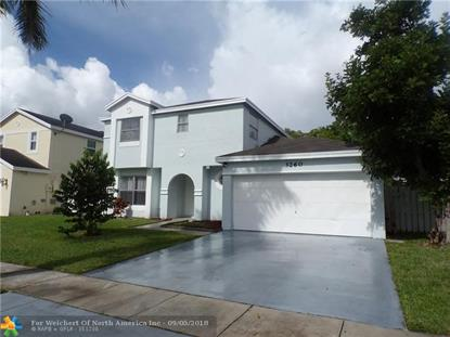 3260 Salinas Way  Miramar, FL MLS# F10139576
