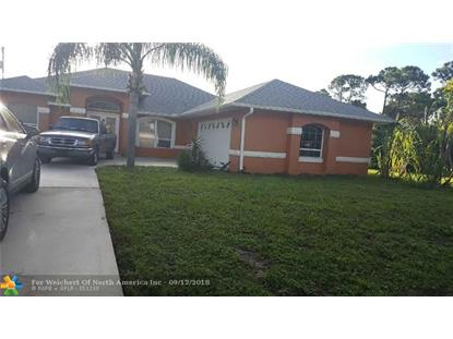 Address not provided Port Saint Lucie, FL MLS# F10139844