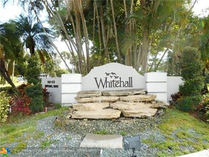 1516 Whitehall Dr  Davie, FL MLS# F10140633